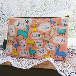 Singaporean Pouch by Simple Happiness 小时候