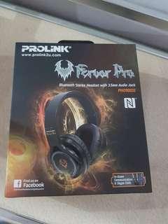 Prolink Fervor Pro Headset