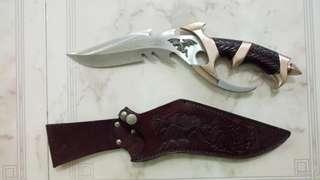 Dragon Gil Hibben Fantasy Dagger