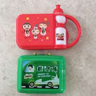 Kids Lunch Box from MILO & OCBC