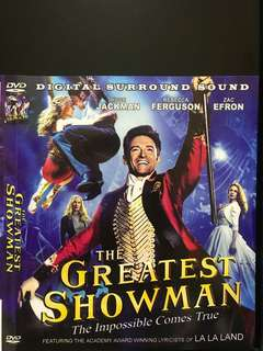 Dvd English movie, The Greatest Showtime