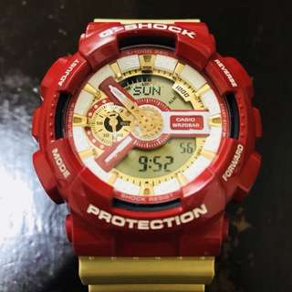 Limited Edition Ironman G-Shock