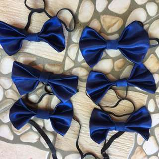 Bow ties + Suspender