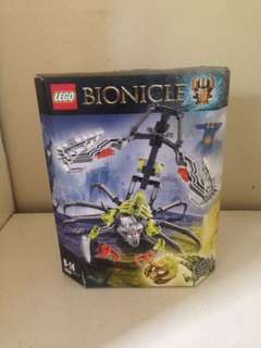 NEW LEGO BIONICLE