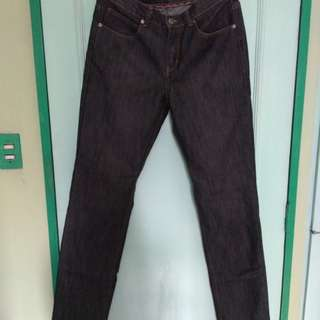 Bench Daily Jeans - Straight - 32 - Black/Silver