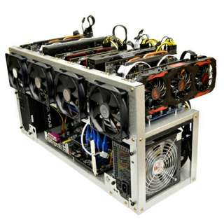 Looking to buy used mining rigs & GPU
