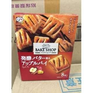 🚚 日本 FUJIYA 不二家 BAKE SHOP 奶油香蘋果