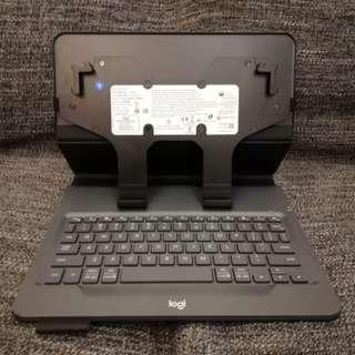 Logitech Universal Folio Keyboard Case