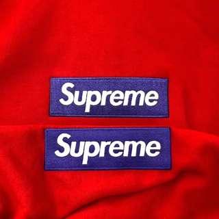 Supreme bogo 17FW