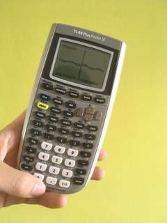 TI-84 Plus Pocket Silver Edition GC