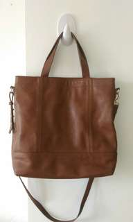 Forever 21 brown hand bag