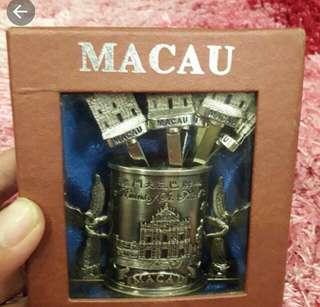 Souvenir from macau