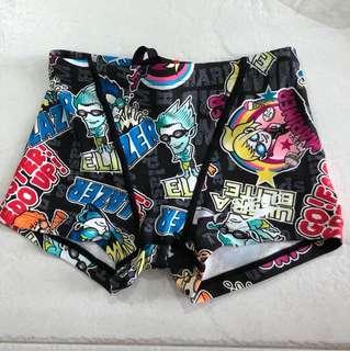 Speedo UV flex swim trunk kids size 130