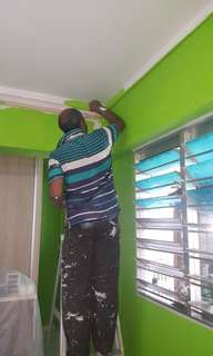 Home painting and electrical service