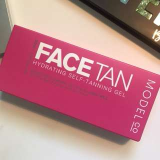 Face Tan Hydrating Self-Tanning Gel