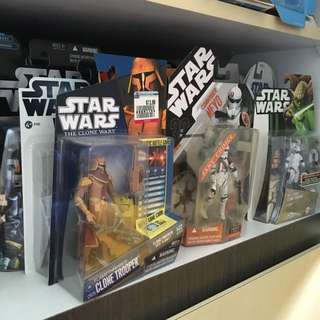 Star Wars Figures Collection FOR SALE