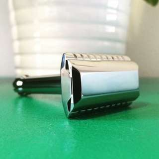 Blackland Polished Blackbird Safety Razor