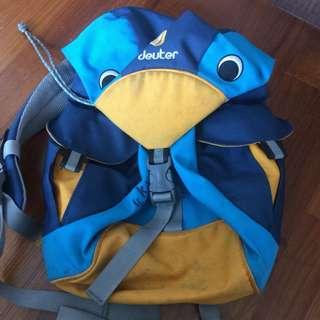 Kids Deuter Bag/ Backpack