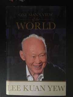 Lee Kuan Yew ( One Man View Of The World )