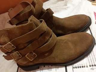 Mango Size 8 Ladies Boots