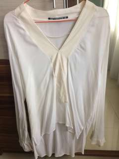 White Clothes ZARA WOMEN