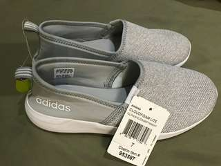 Adidas neo slip on 100% authentic