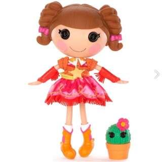 Lalaloopsy Doll Cowgirl