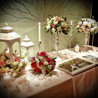 Wedding Reception Decor [Rental]