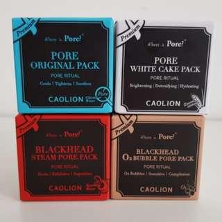 Caolion - A box of Pore Magic