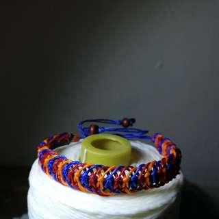 Friendship Bracelets - knotted by AMIR