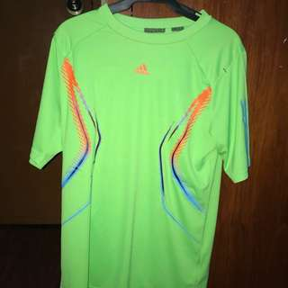 Adidas Climacool Neon T-shirt