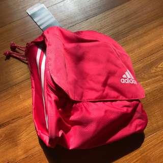 Adidas toiletries Bag pink