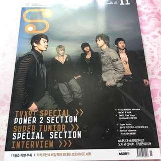 東方神起寫真+雜誌