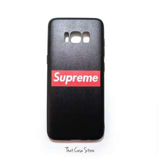 INSTOCK Samsung S8 Supreme Phone Cover