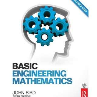 Basic Engineering Mathematics 6th Edition eBook