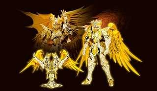 全新 Bandai 聖鬥士星矢 聖衣神話 EX 黃金12宮 神聖衣 雙子座 撒卡