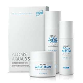Aqua 3 set