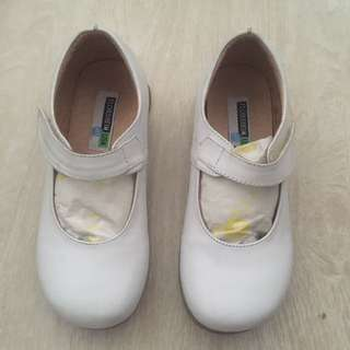 Florsheim white shoes for girls