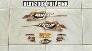 Striping Beat 2008 Full Pink