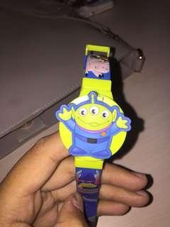 E06 Jam tangan Toystory (ori100%)