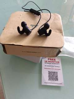Taotronics bluetooth wireless magnetic earphones