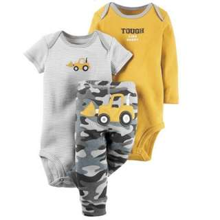 3pieces- boy clothes