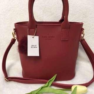 Katespade bag size : 8*10 inches