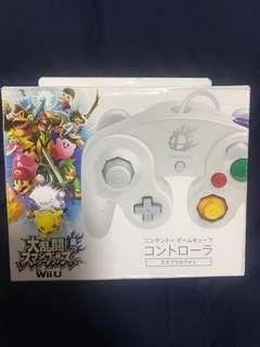 Super smash bros Nintendo controller for Wii U