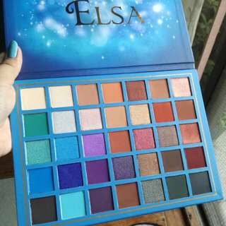 Beauty Creations Elsa Paletre