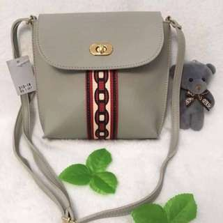 Sling bag size : 8*9 inches