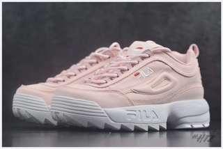 FILA Disruptor2 pure pink