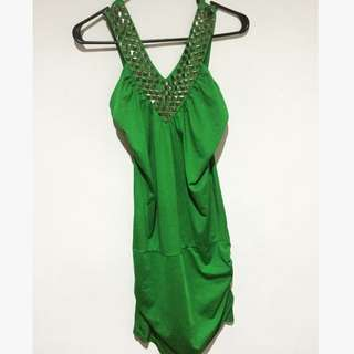 Sexy Party Dress💕 (Green)