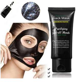 Sea Mineral Nose Blackhead Removal & Face Mask
