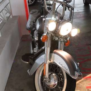 2015 Harley Davidson FLSTC for Sale!